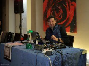 El Gringo Peregrino Tango DJ - Musicalizador al lavoro