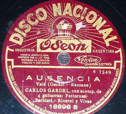 El Gringo Peregrino TANGO DJ - Musicalizador